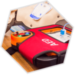AED and CPR