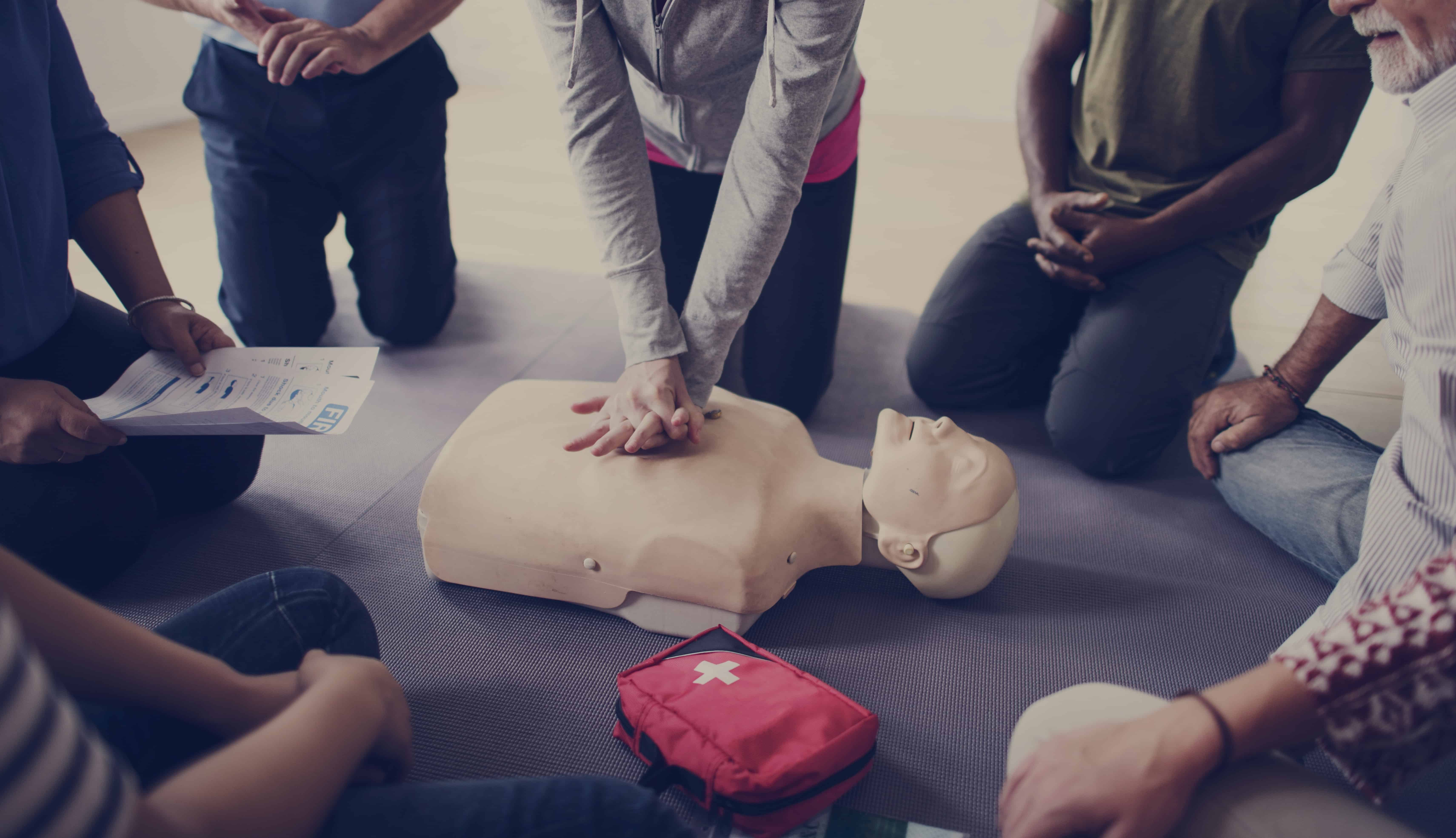 First Aid Training Level 2