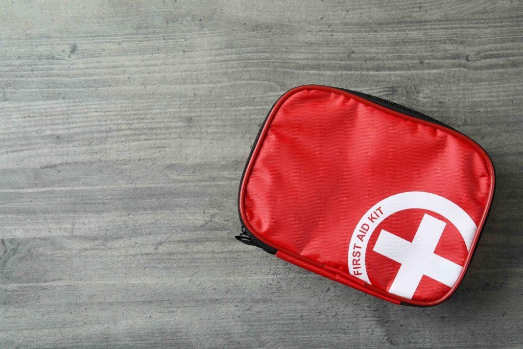 types of first aid boxes